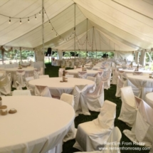 Party and special occasion tables and chairs rentals