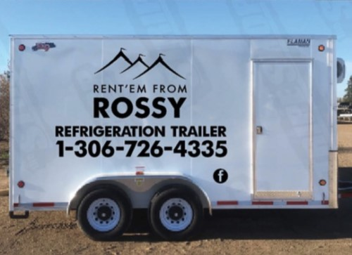 Equipment Rentals from Rent'Em From Rossy